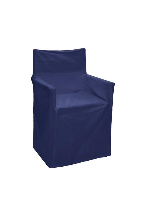 Outdoor Solid Director Chair Cover Std