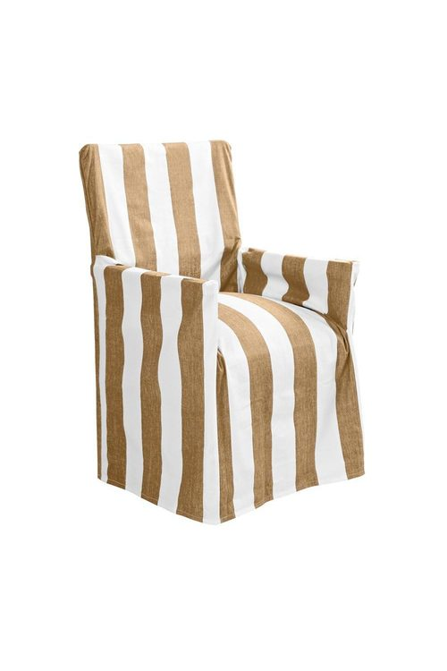 Outdoor Stripe Director Chair Cover Std