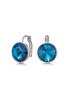 Mestige Azul Earrings with Crystals From Swarovski® - 303569
