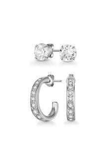 Mestige Regina Earring Set with Swarovski® Crystals - 303574