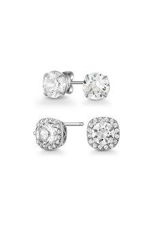 Mestige Yasmin Earring Set with Swarovski® Crystals - 303577