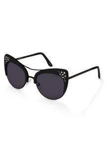 Mestige Daphne in Black with Swarovski® Crystals - 303597