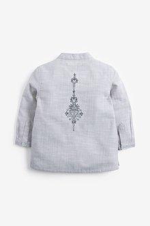 Next Embroidered Kurta (3mths-7yrs)-Regular Length - 308688