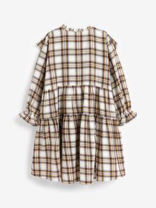 Next Frill Detail Tiered Dress (3-16yrs) - 309608