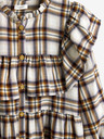 Next Frill Detail Tiered Dress (3-16yrs)
