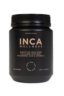Inca Organics Wellness Collagen + Hyaluronic Acid + Vitamin C - Unflavoured - 310494