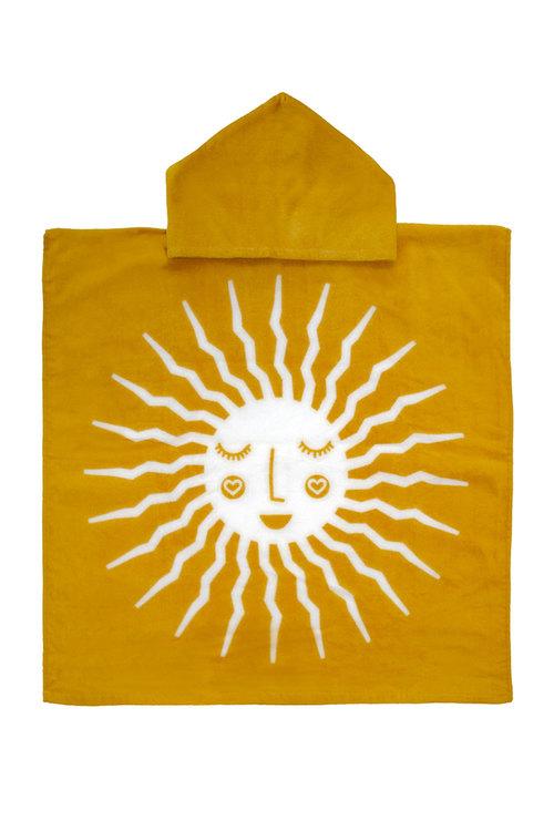 Poncho Pal Smiley Sun