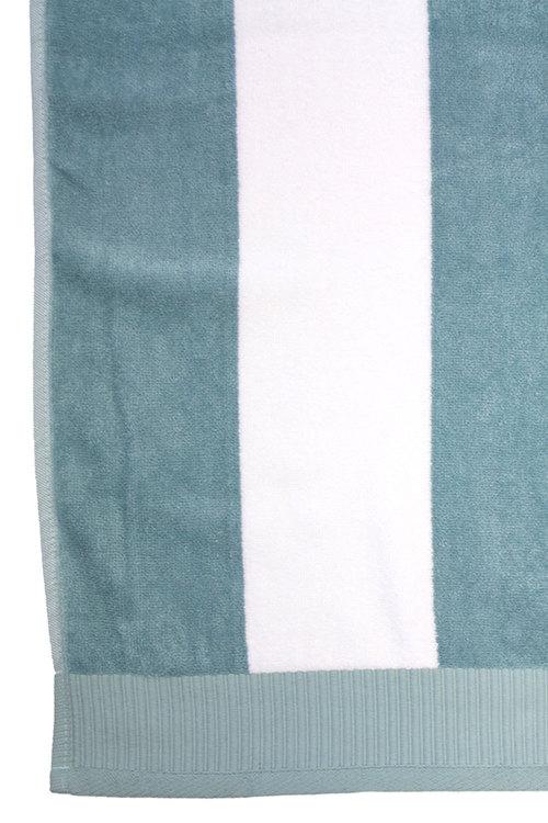Classic Stripe Egyptian Cotton Beach Towel