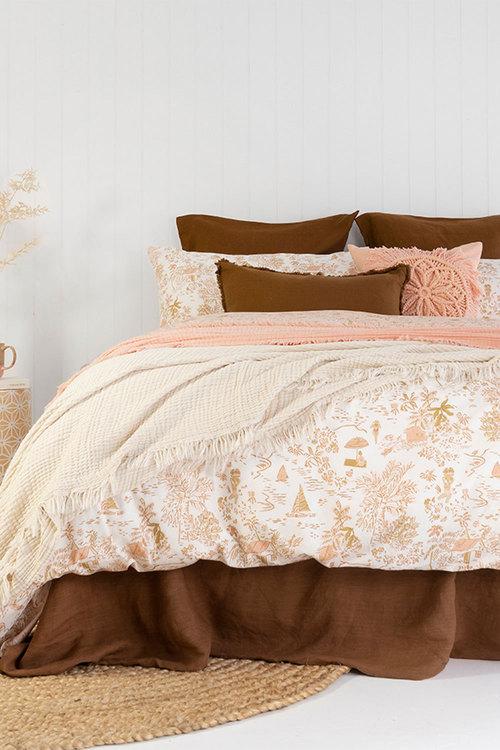 Paradise Quilt Cover Set