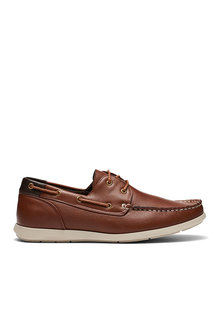 Uncut Hemsworth Deck Shoe - 310712