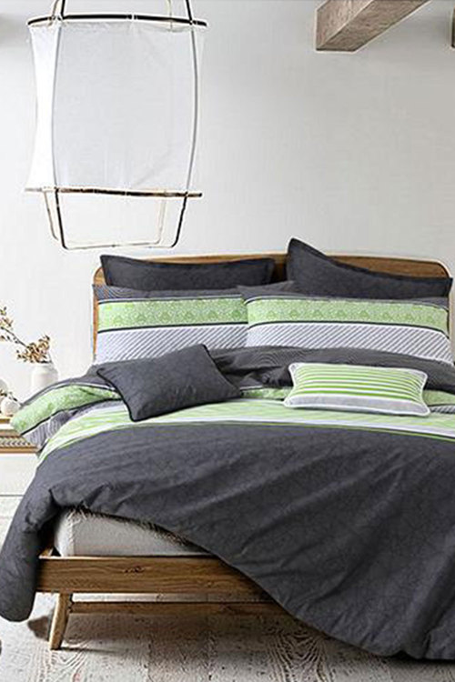 Amsons Quilt Cover Set With Extra Standard Pillowcases