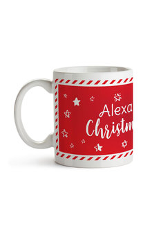Personalised Christmas Ceramic Mug - 310912