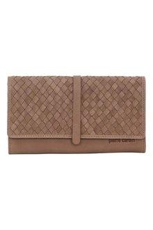 Pierre Cardin Leather Ladies Tri-Fold Wallet - 311199