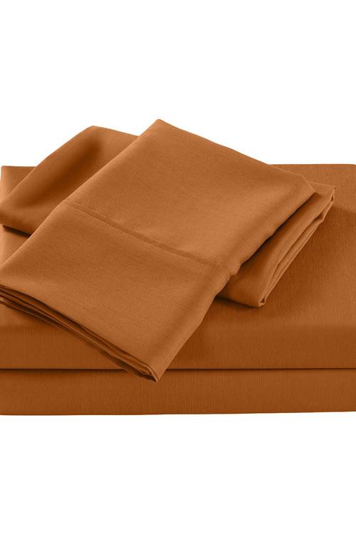Royal Comfort Bamboo Cooling 2000TC Sheet Set