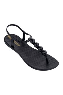 Ipanema Class III Black Sandals - 311271