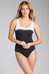 Capture Swimwear Square Neck Suit