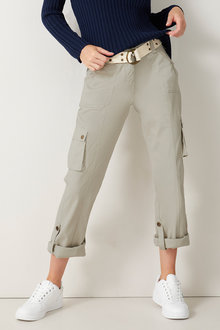 Urban Utility Pants with Belt - 71446