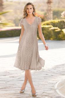 European Collection Lace Dress - 77208