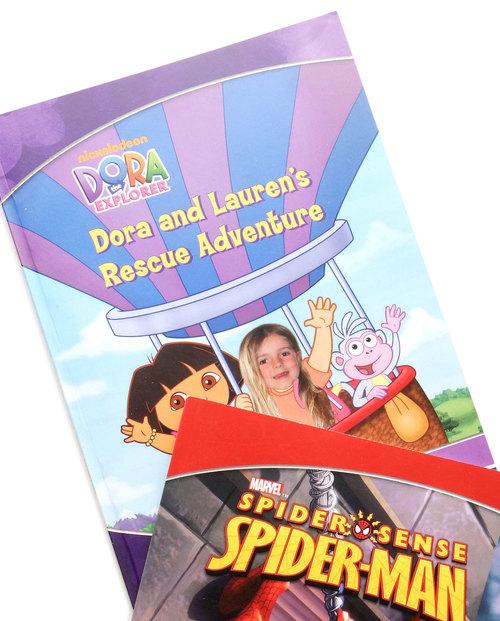 Dora Personalised Photo Book