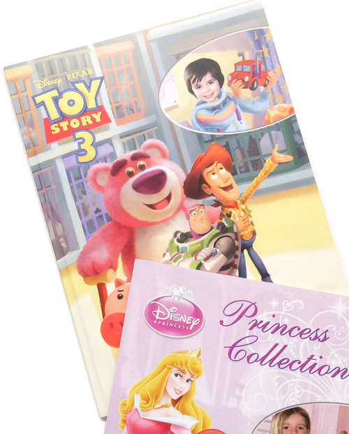 Toy Story 3 Personalised Photo Book