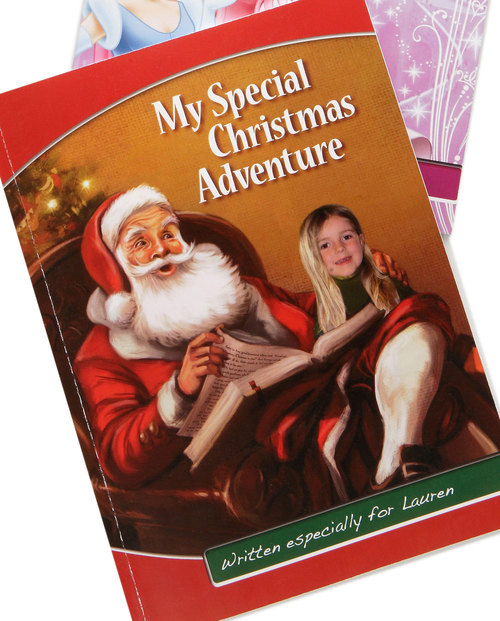 Christmas Personalised Photo Book