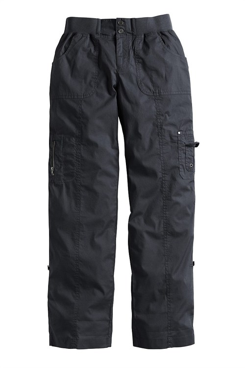 Capture EziFit Roll-up Cargo Pants