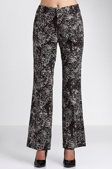 Capture Sateen Stretch Straight Pants
