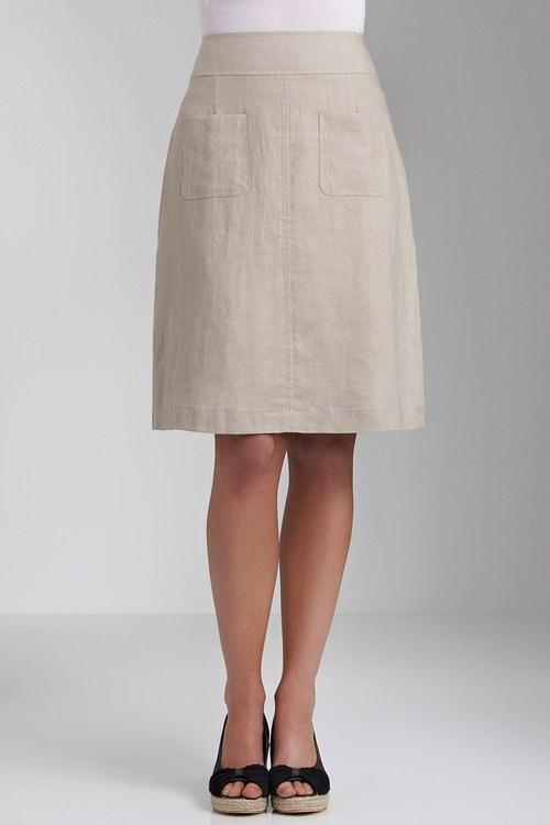 50c0e5561b Capture Linen Skirt Online