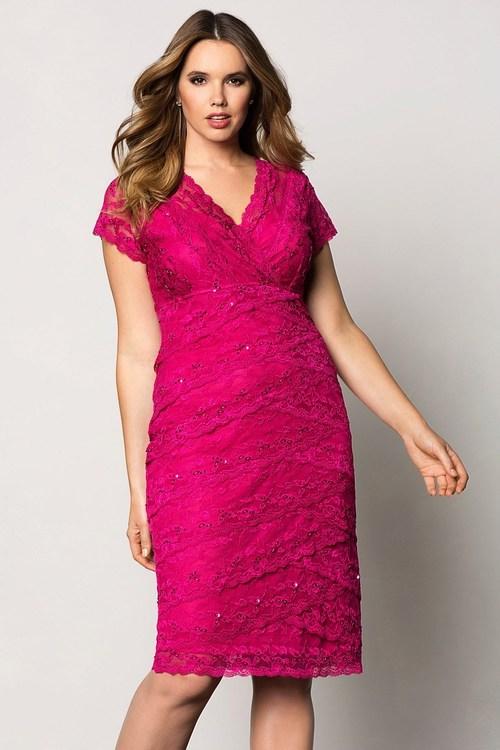 Grace Hill Woman Lace Dress