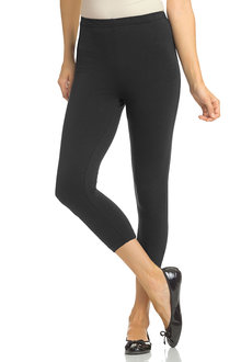 Essentials Crop Stretch Leggings