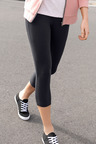 Capture Essentials Crop Stretch Leggings