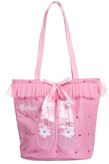 Personalised Ballerina Bag