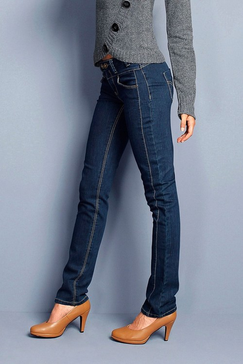 Urban Straight Leg Jeans