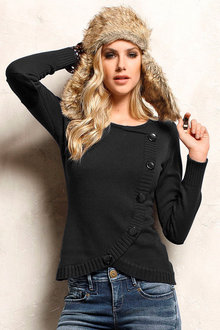 Urban Elbow Patch Cardigan