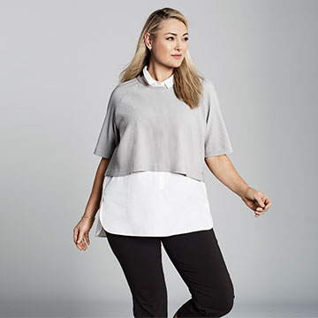 Shop Sara Two In One Tunic