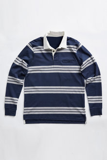 Southcape Long Sleeve Stripe Rugby
