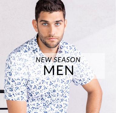 Shop New Season Menswear