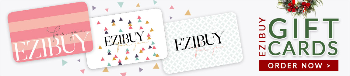 Order EziBuy gift cards now!