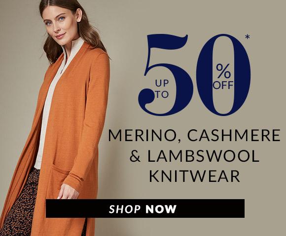 Shop Wool Knitwear