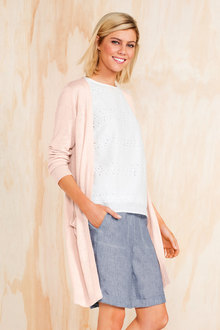 Capture Longline Cardigan
