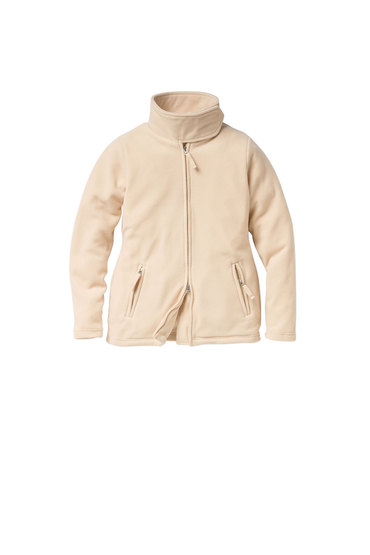 Urban Fleece Zip Through Jacket