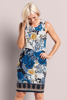 Capture Floral Dress