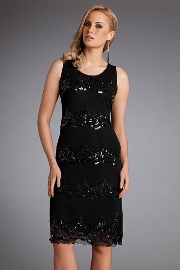Grace Hill Sequin Dress.