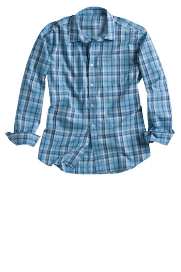 Southcape Casual Checked Shirt