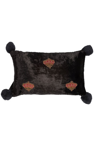 Trelise Cooper Crown Jewels cushion