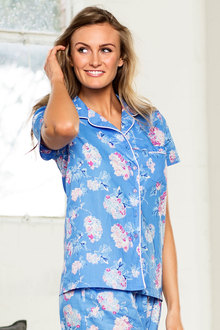 Mia Lucce PJ Top Short Sleeves