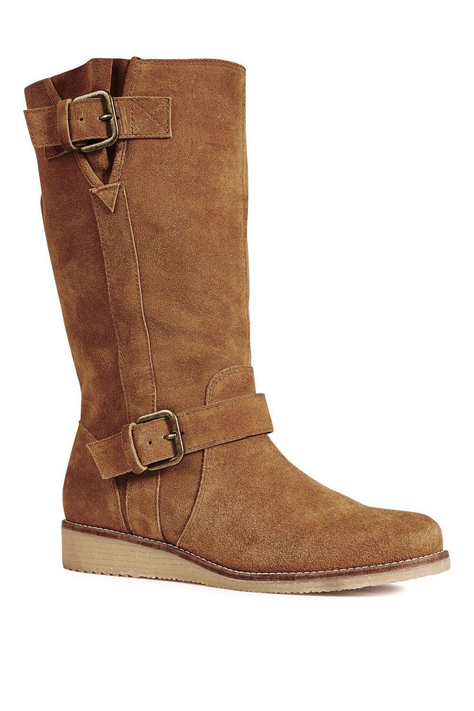 next leather low wedge boots shoes womenswear ezibuy au