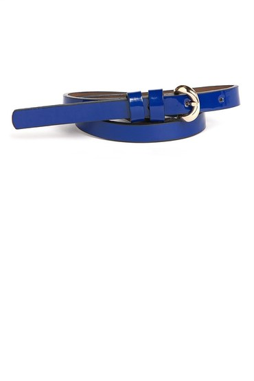 Narrow Coloured Belt