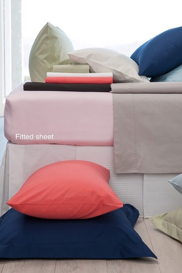 Pure Cotton Fitted Sheet