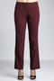 Plus Size - Sara Long Zip Pants